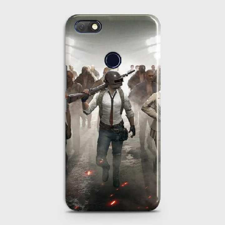 Infinix Note 5  Cover Pubg Player Unknown Battlegrounds Hard Cover- Design 9 Case