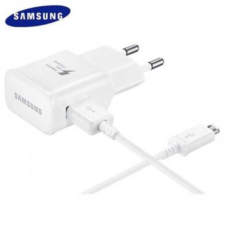100% Original Samsung Fast Charger Galaxy Note4 5 S7 6 edge Adaptive Quick Charge