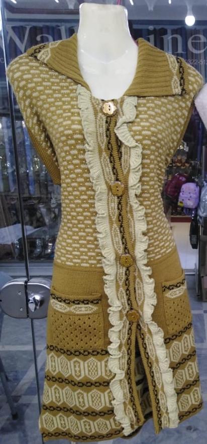 Stylish Wool sweater for women on sale