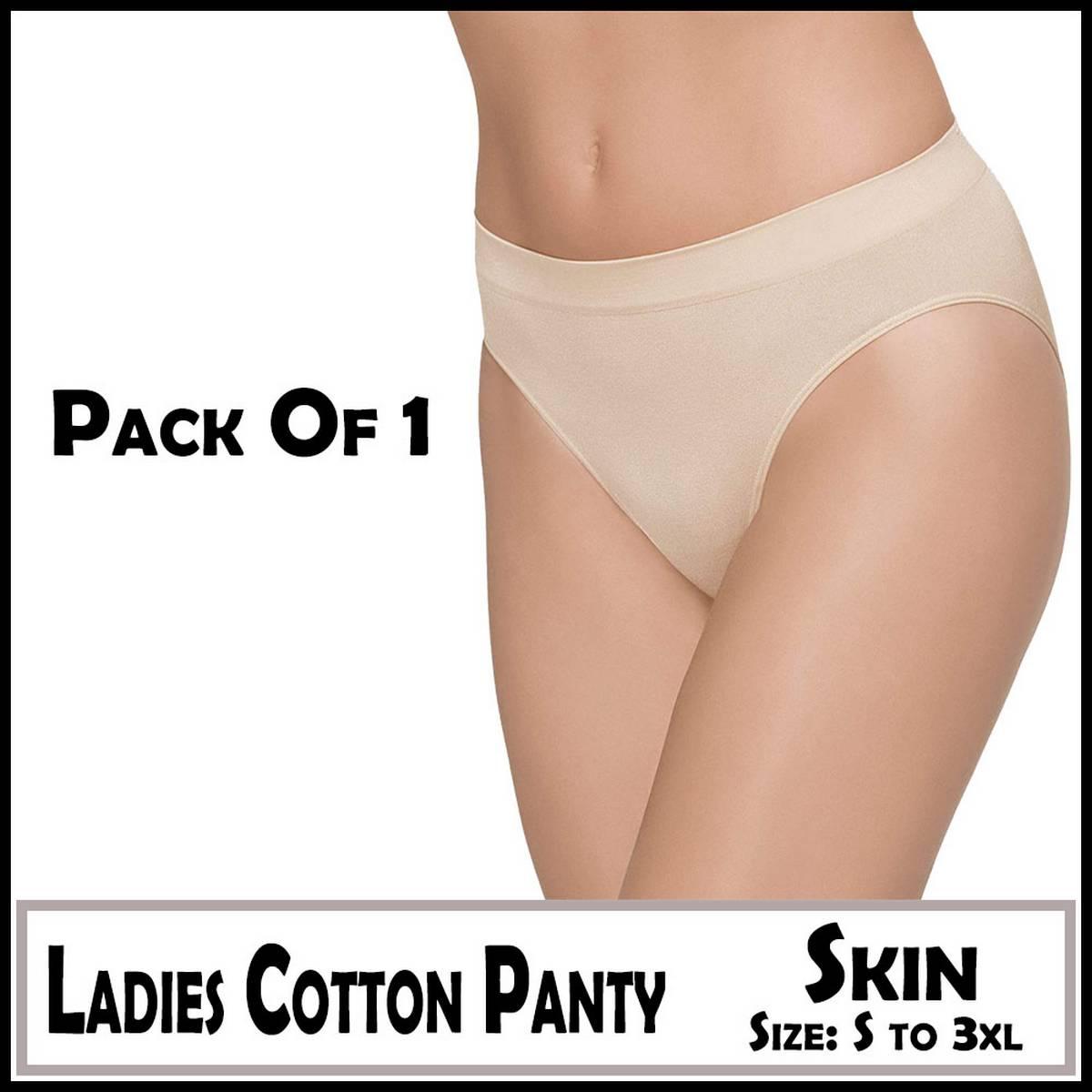 Seamless Anti-Leak Menstrual Period, Leak-Proof Panties 001