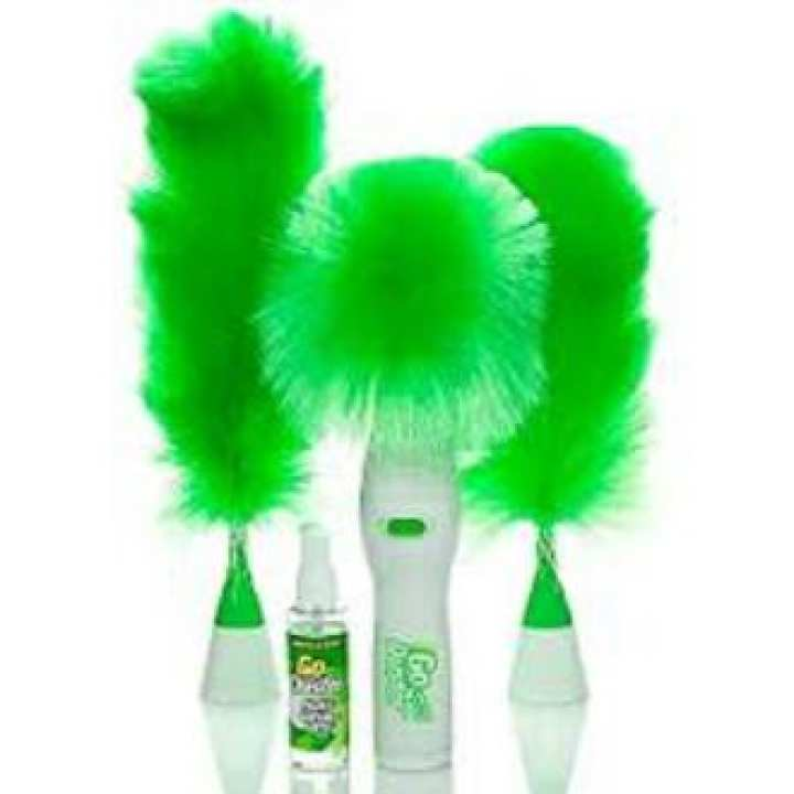 Electronic Motorized Electric Wet And Dry Duster