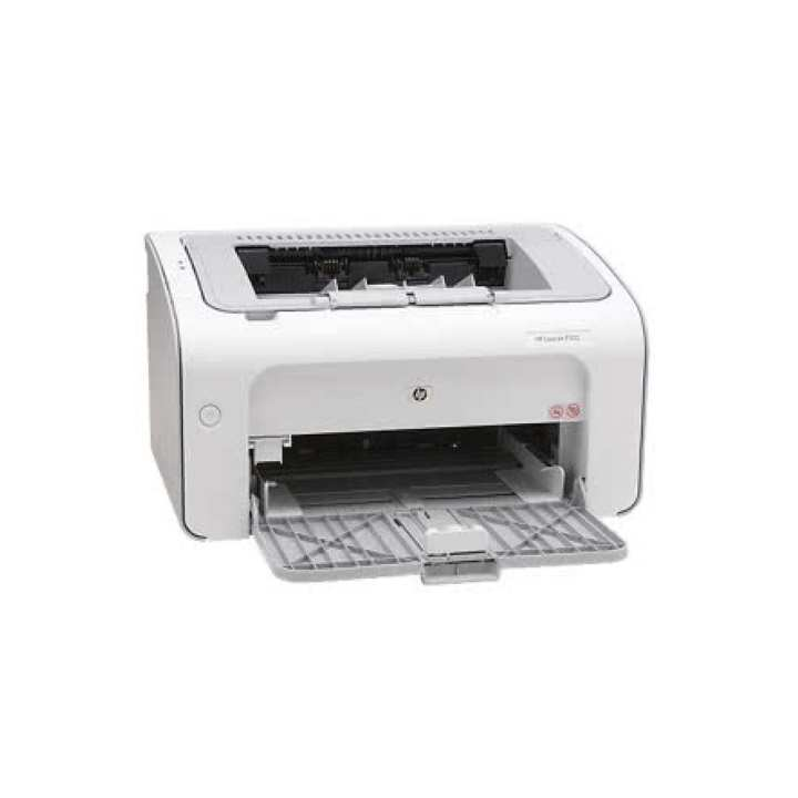 Hp Laserjet p1102 Printer + 1 Power Cable + 1 Paper Rack