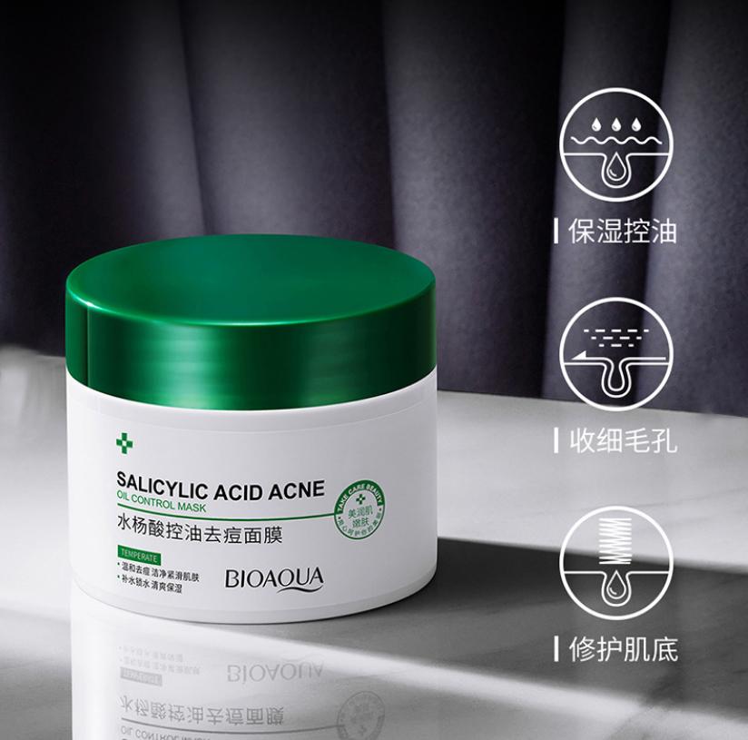 Bioaqua Acne Oil Control Mask
