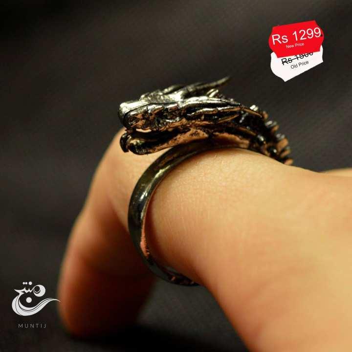 Targaryen Dragon Ring (Big)