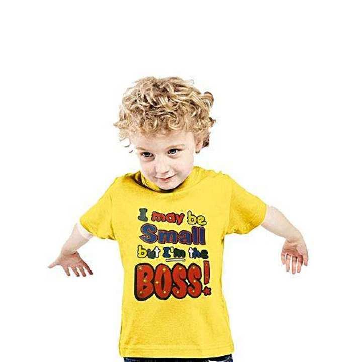 Shazi Kids Printed T Shirts