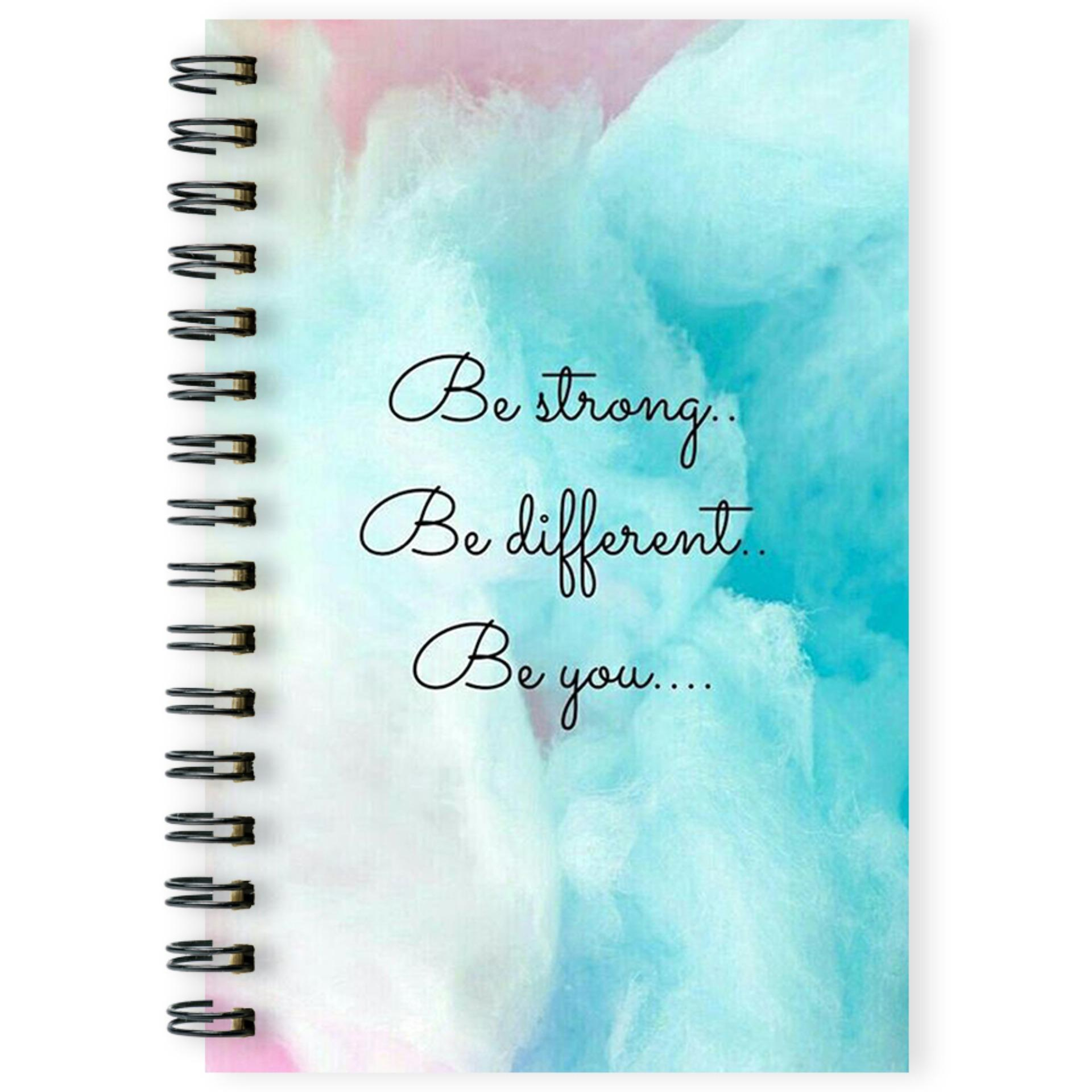 Motivational Cover Notebook (3-Subject)