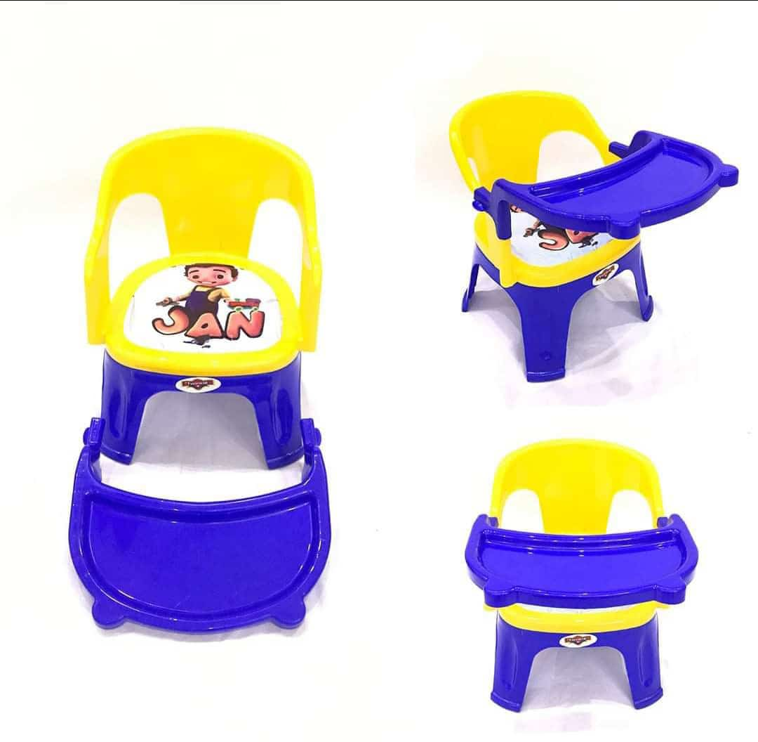 Twinkle Plastic Baby Dining Chair