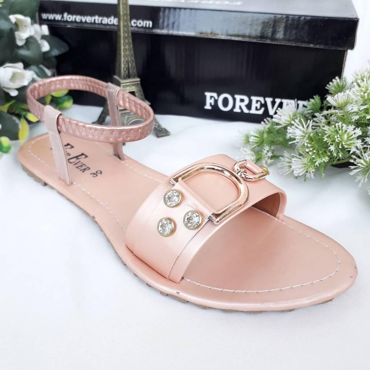 Flat Fancy Sandal for Women SH41