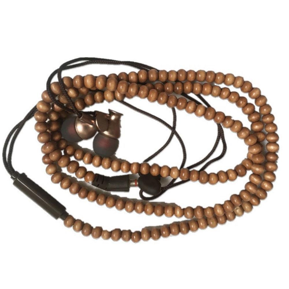 Bracelet Headphone Bracelet Earphone Portable with Microphone 165cm Mobile  Phone MP3