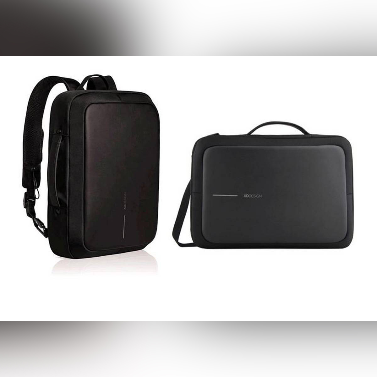New Arrival The Best Business Briefcase Backpack for 15.6 inches Laptop Black