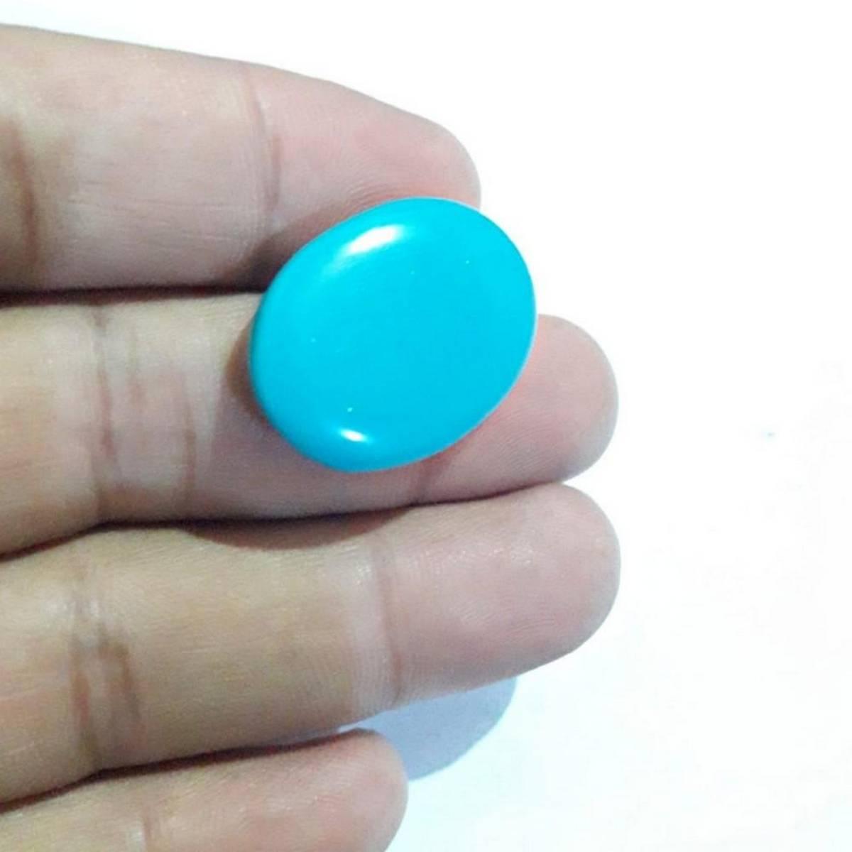 Feroza Stone .Sky Blue Ma 1005.. China