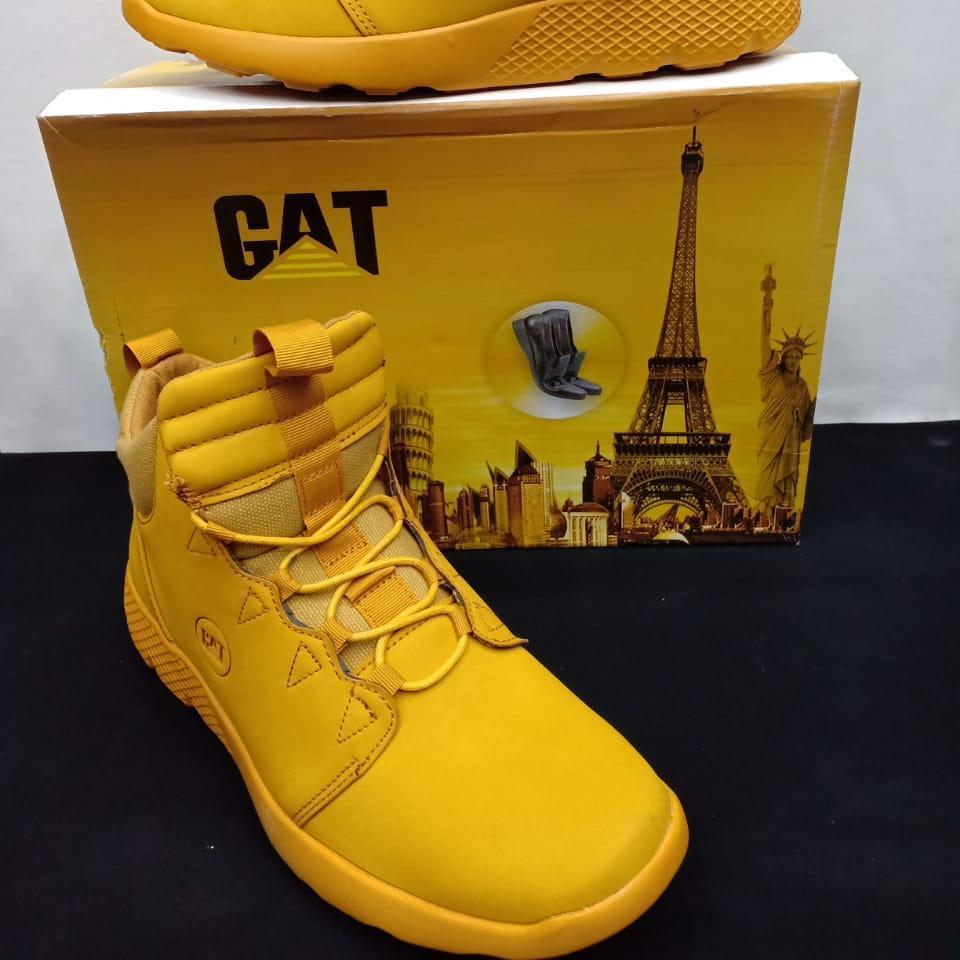 ff8e4d6784d yellow cat footwear Men's Colorado ankle Boots shoes F30239