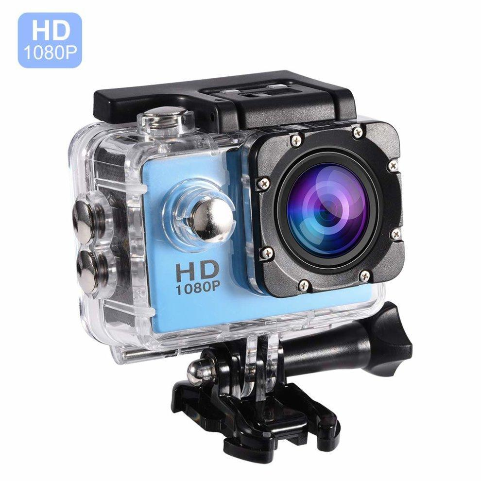 Sports Mini Camera DV Camcorder / Waterproof Cam 2 0'' LCD Screen Full HD  1080P, Outdoor Cycling Camera, Sports Camera, Mini Camera, IP camera