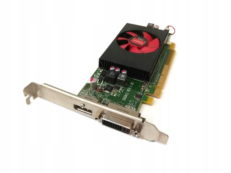 Amd Redeon R5 240 1Gb Ddr3 Graphics Card