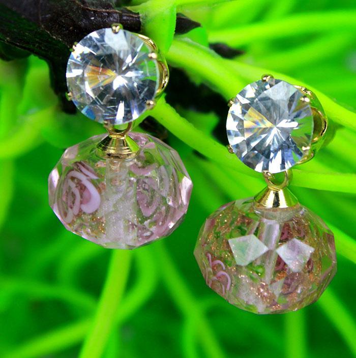 d1146c0f7a92a Beautiful Stud Drop Earrings For Girls & Women Fashion Original Zircon  Crystal High Quality