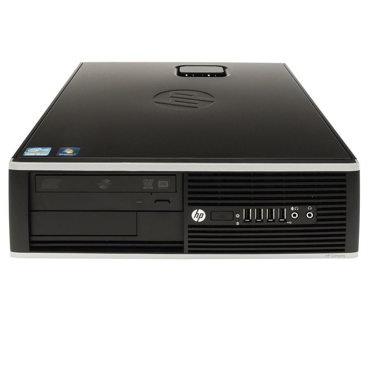 Desktop 8100 HP CPU (Core i5 1st 4GB 250GB DVD) Used