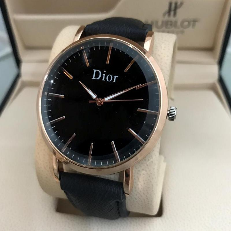 13d4c9165 Fashionable New Leather Casual Watch for Man Women Girls Quartz Watches for  Boys & Men New