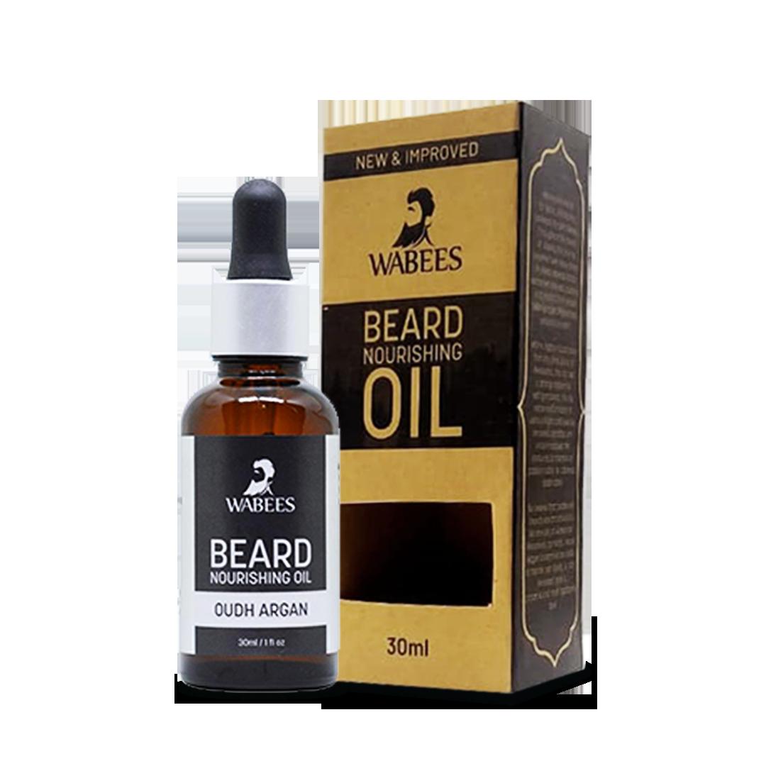 Wabees Oudh Argan - Beard Oil