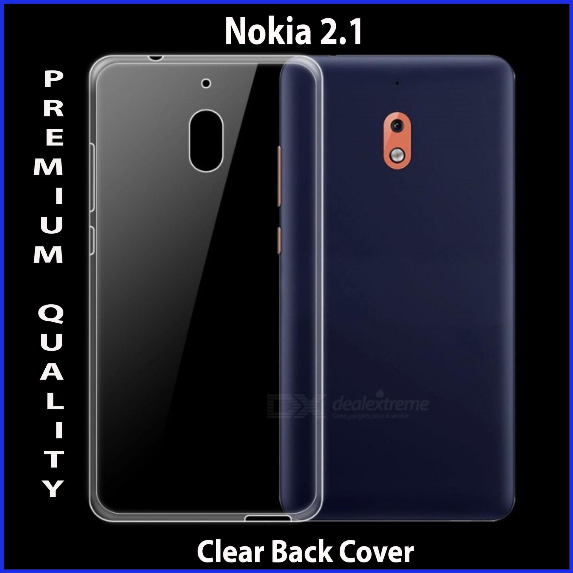 Nokia 2 1 2018 Back Transpa Cover For