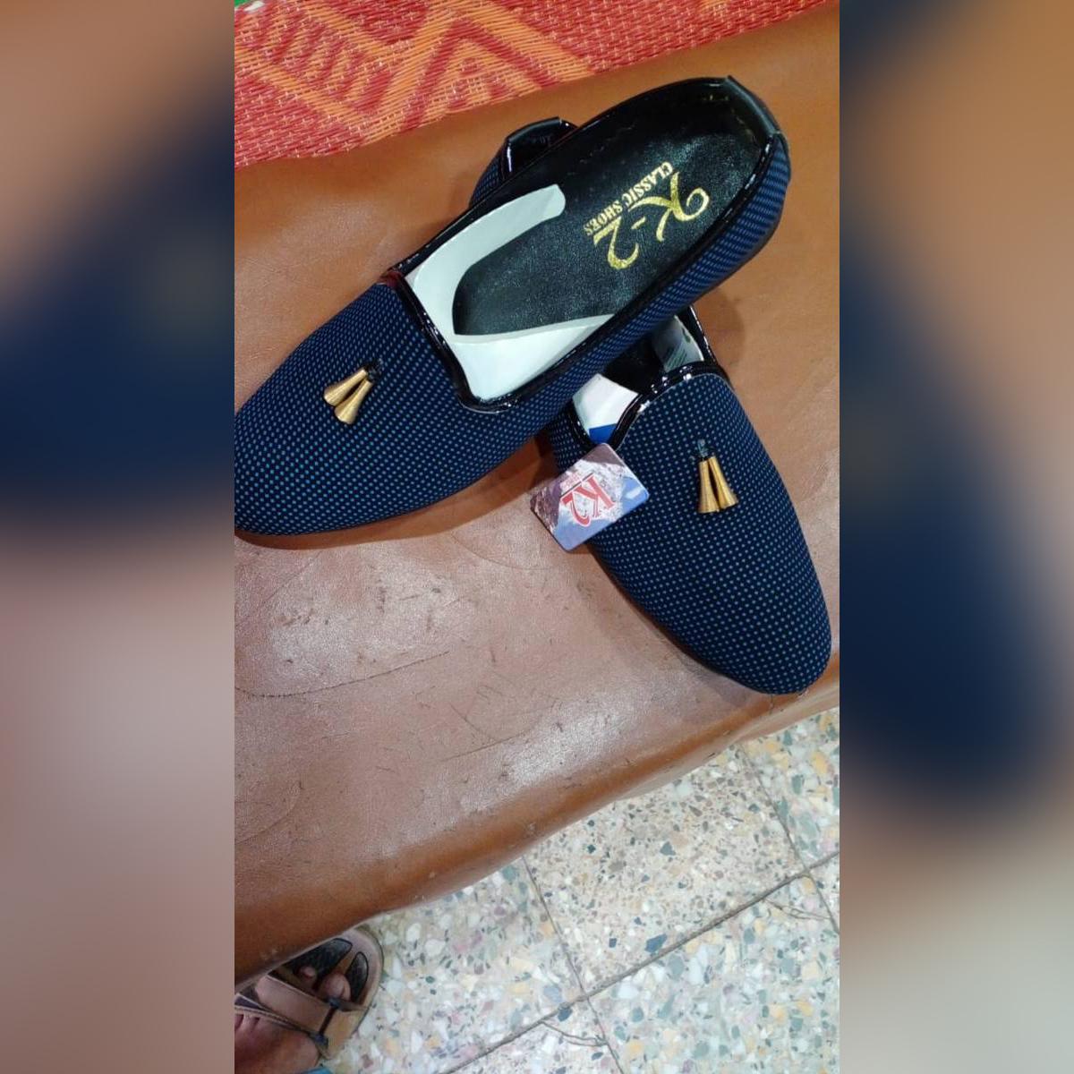 formal stylish & decent shoes for men's