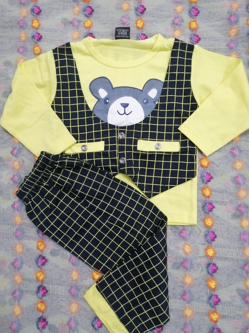Baby Boy Summer Clothes Set Best Collections For Kids