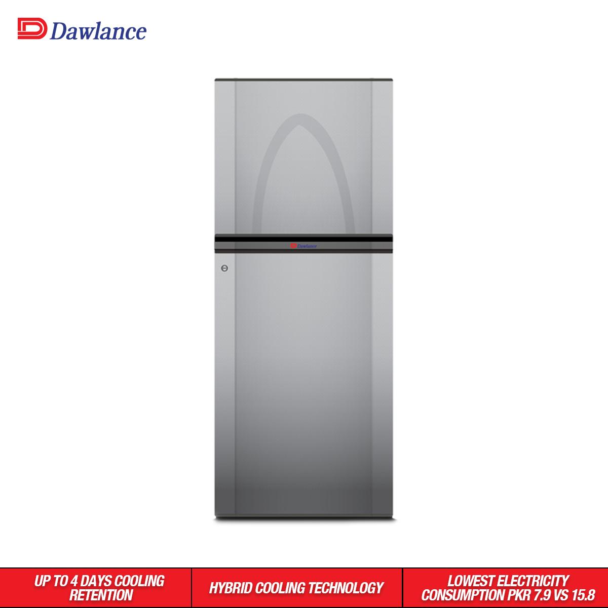 Dawlance Refrigerator 9144 Eds 8 Cft Energy Saving + Hybrid Cooling
