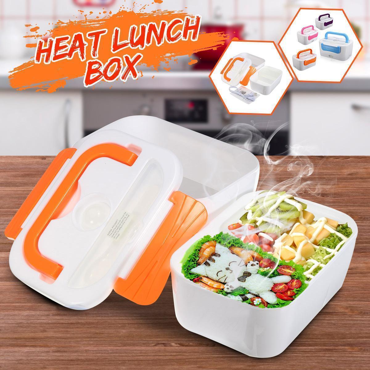 heat lunch