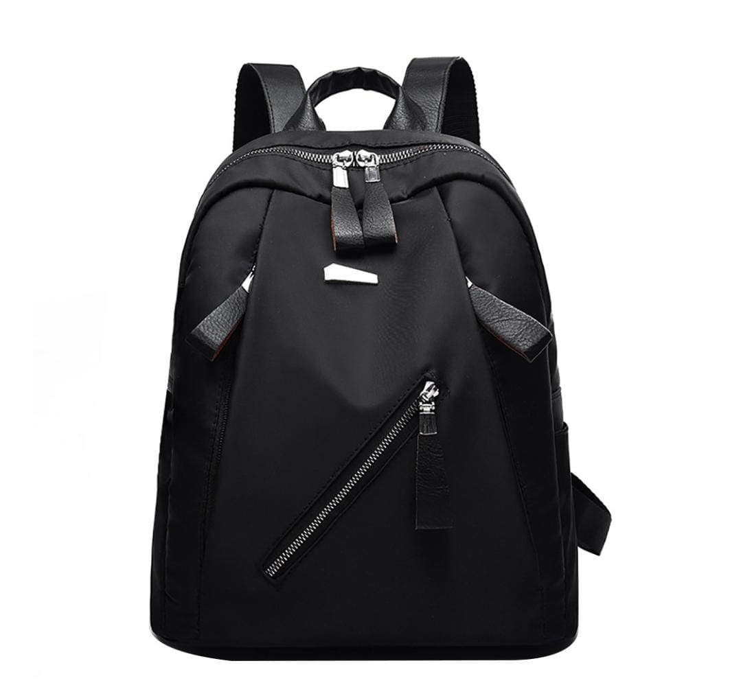 Fashion Oxford Leather Girls Backpack Women Backpack College Style Casual Bags For Girl Women Backpack
