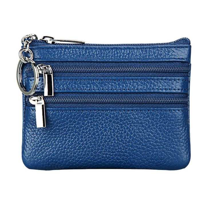MoonSister Money Bags Small Change Women's Wallets Key Holder Case Mini Zipper Coin Wallet