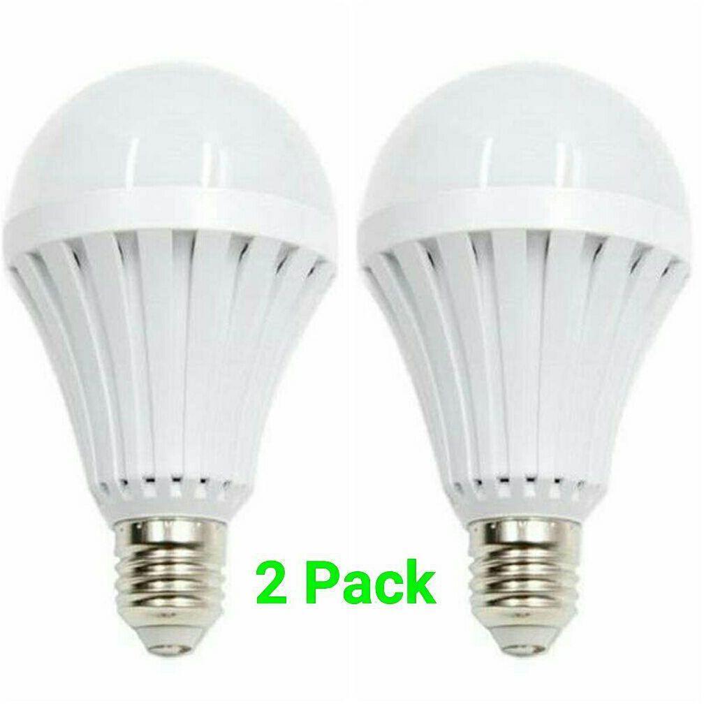 PACK OF 2 -LED Bulb - 5W (Cool Day Light)