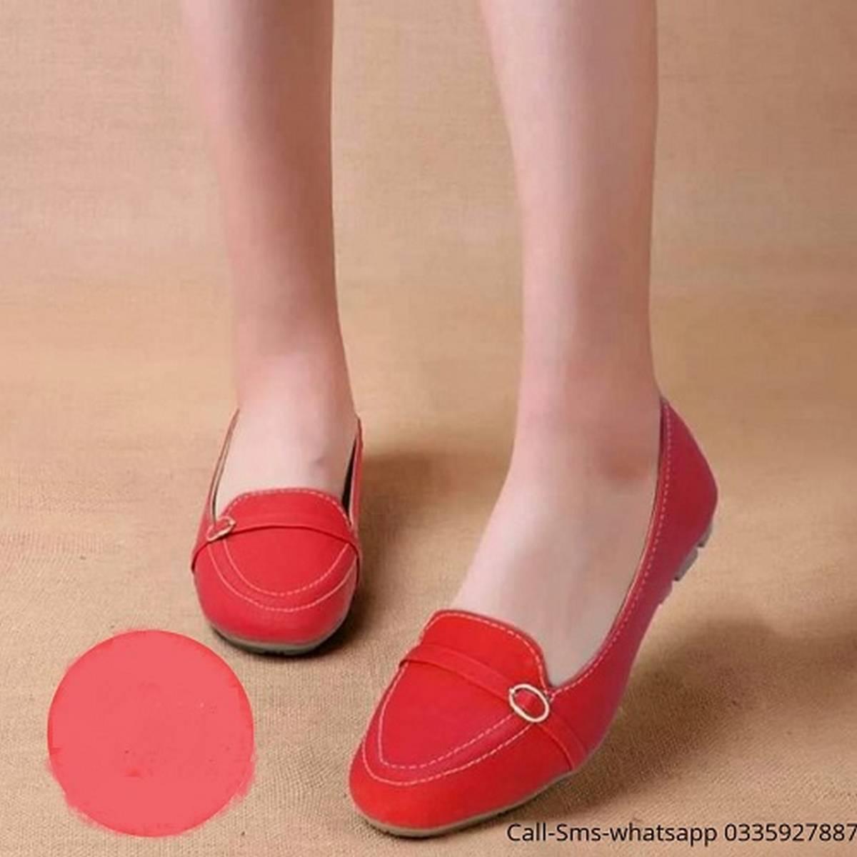 Women Fashion Flat Shoes - Fancy Stuff Trendy