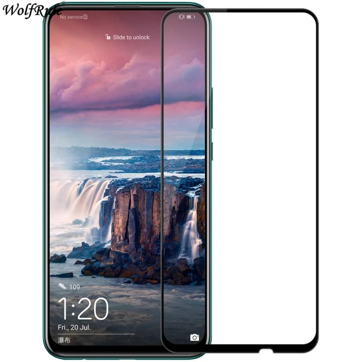 HUAWEI Y9 PRIME 2019 9D glass protector/screen protectors/tempered glass ultra thickness 0.33mm/9h hardness