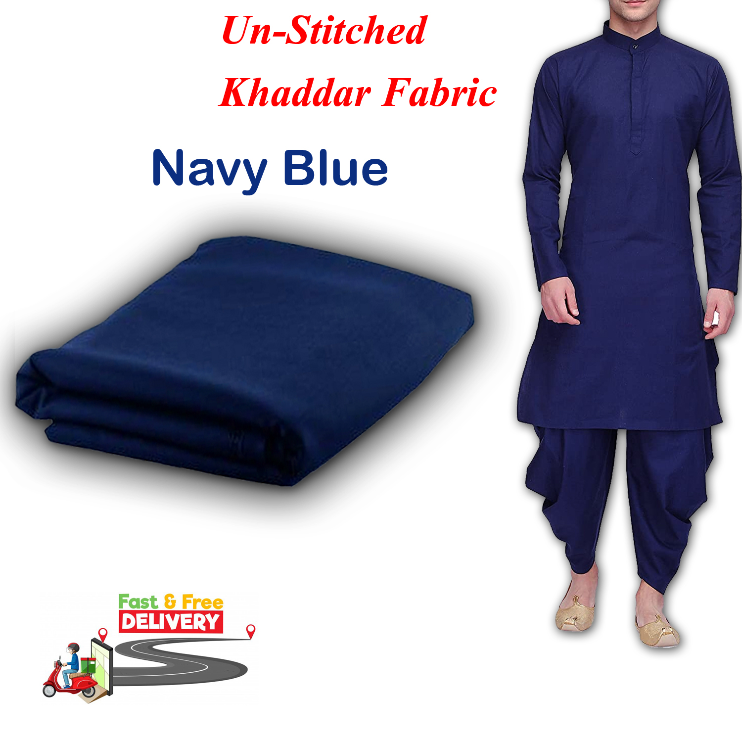 Summer Special Un-Stitched Fabric For Men