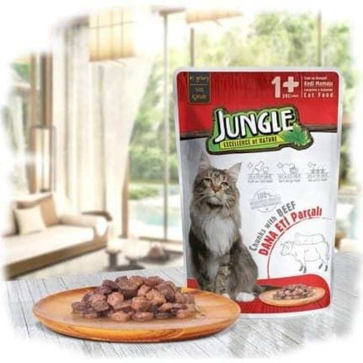 Cat Jelly Pouches Chicken 100 Gm Pouch