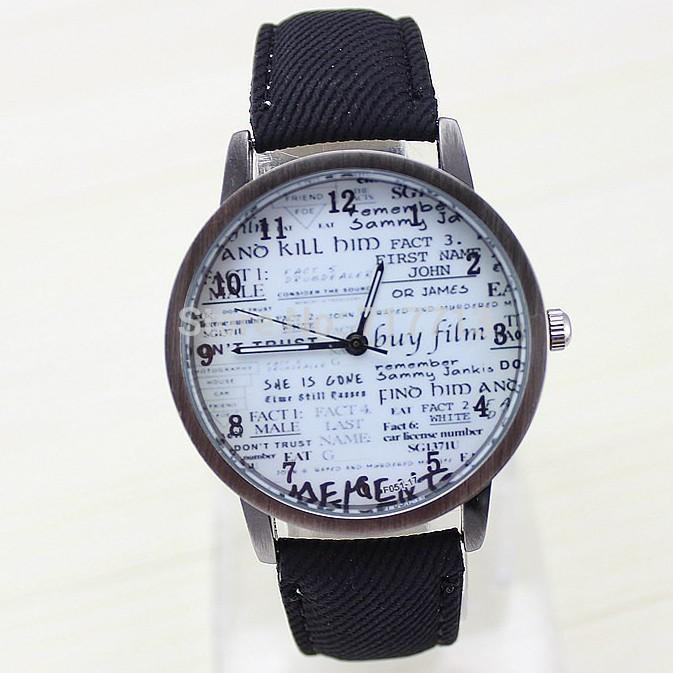 9af1b158805 Womens Mens Unisex Quartz Watch Unique Analog Fashion Casual Wristwatch