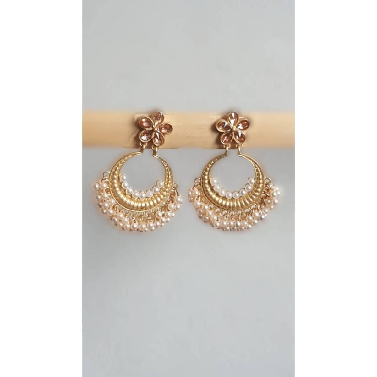 Fashion Infinity Indian Bohemian Design Trendy Jewelry Earrings For Women