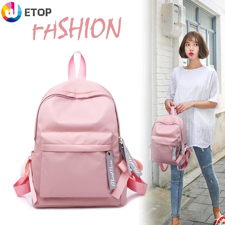 ffcd2fa9fd6e Women Fashion Backpack Travel Bag School Bag Laptop Computer Backpacks  Large Capacity Student Bag For Girl