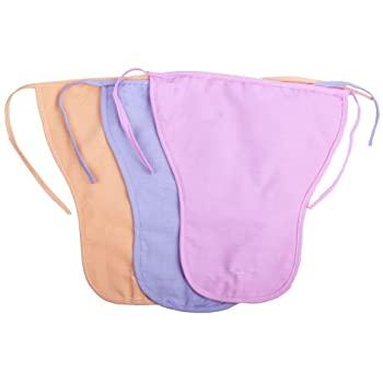 Pack of 24 Pieces Multicolour Cotton Langot / Nappy for New Born Babies