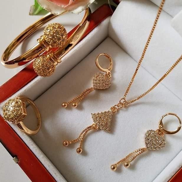 Women S Jewellery Online In Pakistan Daraz Pk