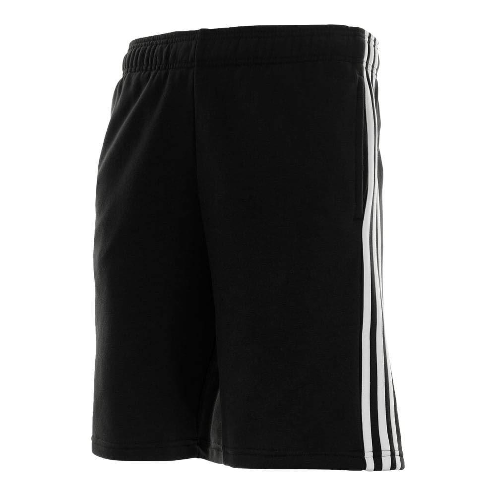 Cotton Fleece 3 Stripes Shorts for Men
