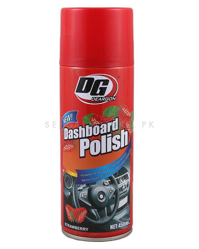 Car Dashboard Polish Spray