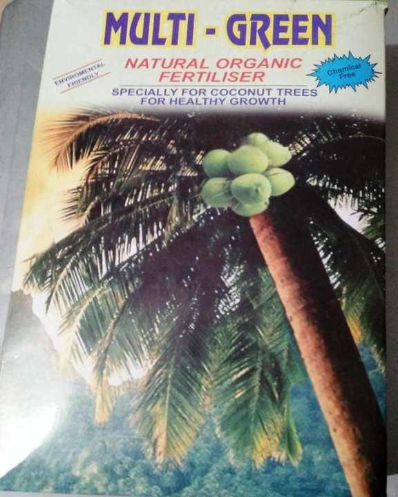 Multi-Green Natural Organic Fertilizer