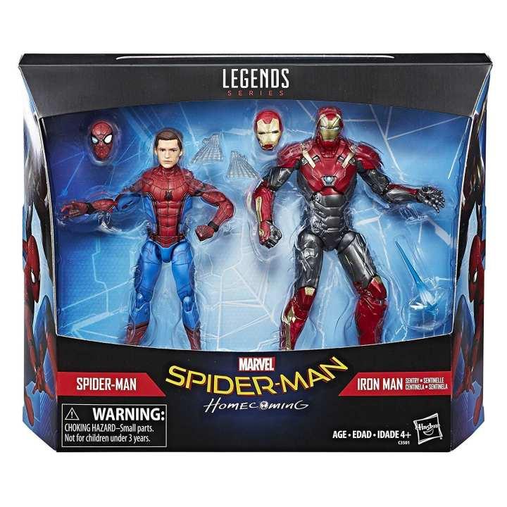 SPIDER MAN HOME COMING LEGEND SERIES SPIDER MAN