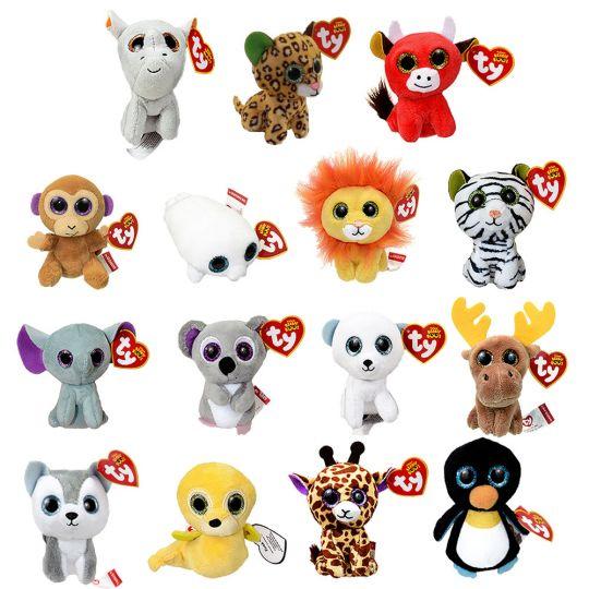 Ty Beanie Boos Small Plush Toys (5 inches)