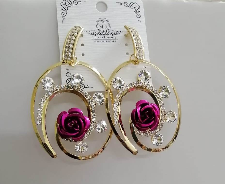 Elegant ,Fashionable and Most Trendy Fancy Earings