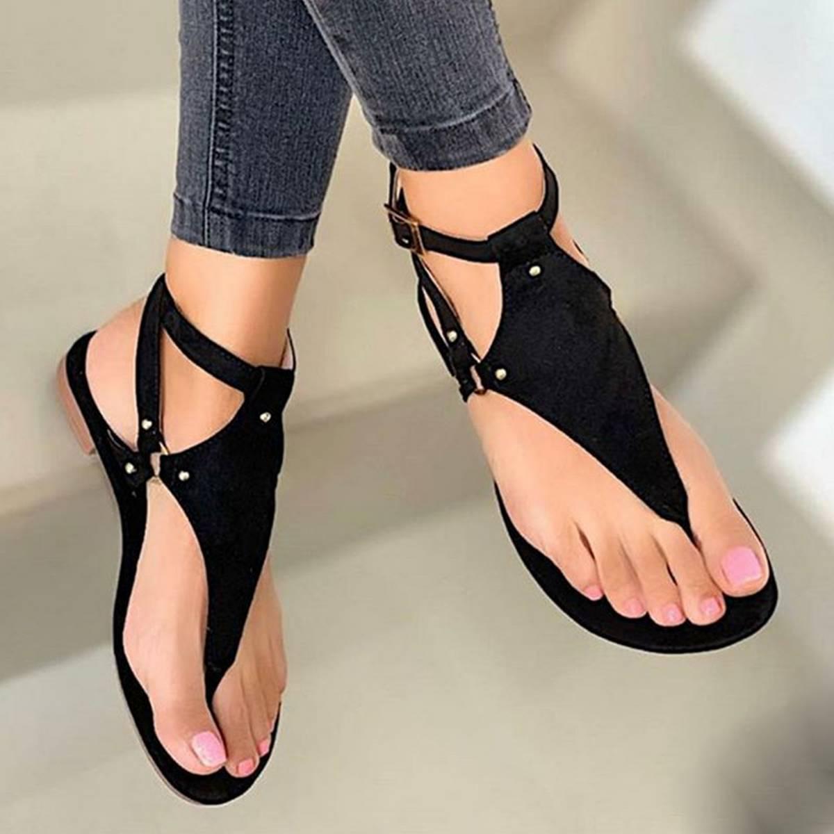 Flat Fancy Sandal for Women