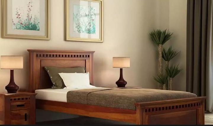 Adolph Single Bed Without Storage