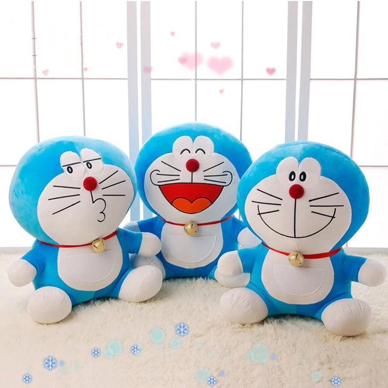 Doraemon Plush Toy Cute toy doll Cat Kids Toys For Children Gift Doraemon Figure (Small)