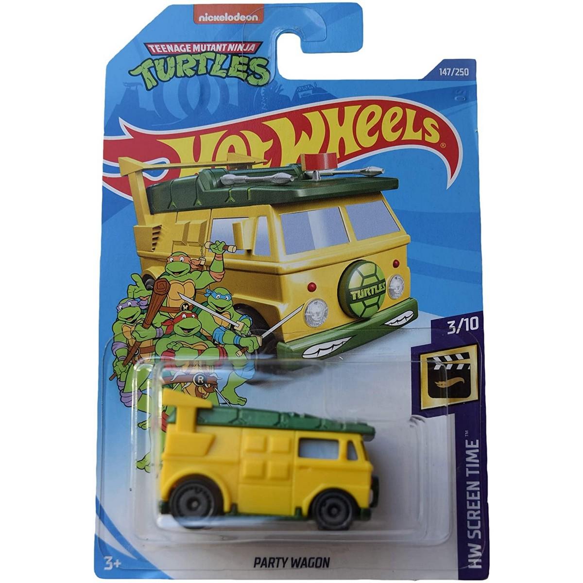 Hot Wheels Party Wagon Diecast Model