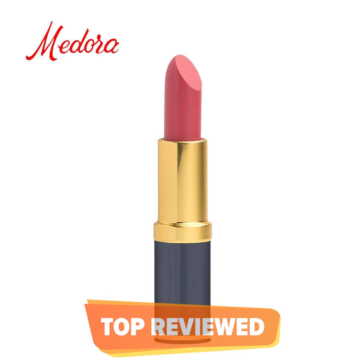 MEDORA Matte Lipstick- 563 BABY PINK